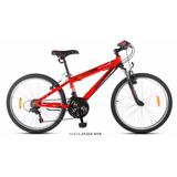 Bicicleta Juvenil Aurora 24asx Aluminio Shimano