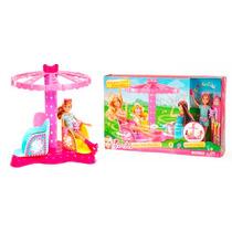 Barbie Carrossel Das Irmãs Oficial Mattel X9060