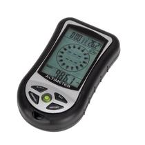 Altímetro Digital: Brújula, Barómetro, Termómetro