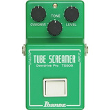 Pedal De Guitarra Ibanez Ts808 Tube Screamer Vintage Reissue