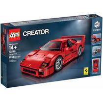 Lego 10248 Ferrari F-40, Creator De Colección, Env Gratis