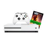 Xbox One 500 Gb 4k 1 Controle Modelo 1 Jogo Novo Aproveite