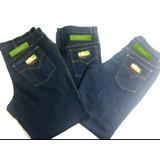 Pantalon Jeans Industrial 3 Triple Costura 14,5 Onzas