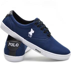 Tênis Sapatenis Masculino Polo Iate Sapatilha Polo Clássico