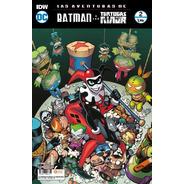 Las Aventuras De Batman Y Las Tortugas Ninja No. 2