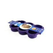 Molde De Silicona Para Muffins Y Cupcakes (6 Porciones)