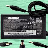Cargador Original Toshiba Satellite C655 L5 19v 3.42a Y 2.37