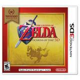 Juego Nintendo 3ds Legend Of Zelda Ocarina Time