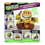 Tortuga Ninja Con Sonido Y Mov