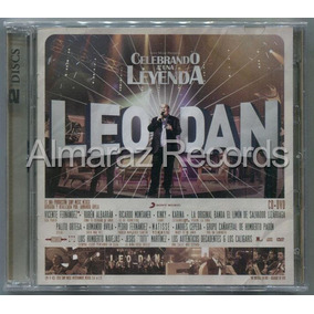 Leo Dan Celebrando A Una Leyenda Cd+dvd
