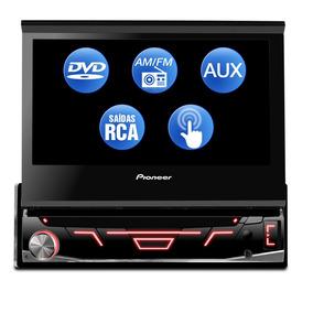 Aparelho Dvd Player Pioneer Retrátil Touch Outlet Usado