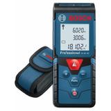 Medidor De Distancia Laser Bosch Glm 40 Metros Cinta Metrica