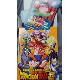 Dragon Ball Z Super Mazo De Cartas