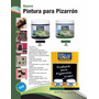 Pintura Pizarron Al Agua X250cm Eq Arte Verde-negra