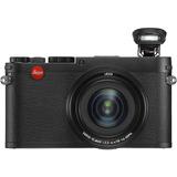 Leica X Vario 16.2 Mp Digital Camera - Black