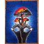 Tapiz Batik Original De Bali - Indonesia - Decoracion