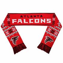 Bufanda De La Nfl Con Luces Atlanta Falcons