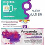 Linea Nueva De Dato Digitel De 3gb