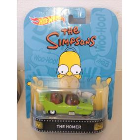 Hot Wheels The Homer Homero Simpsons No Subasta