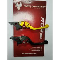 Manete Esportivo Articulável Xj6 Diversion 09a13 Red Dragon