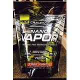 Nano Vapor Muscletech Pré Treino 10 Doses - Pronta Entrega