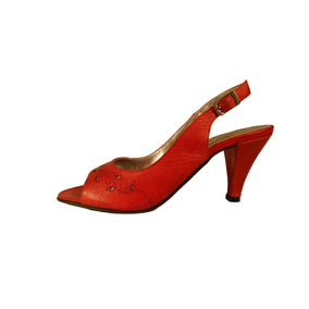 Sandalia Cuero Arabescos Mujer Oferta Obvio En Shoestore