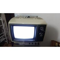 Tv Antiga Semp Toshiba Colorida Funcionando