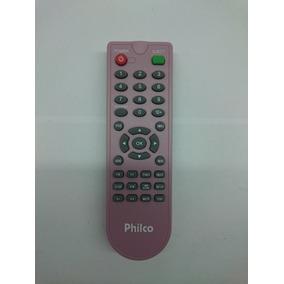 Controle Remoto Ph148r2 (rosa) Original Philco