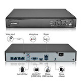 Annke 1080p 4ch 6mp Seucrity Nvr 1tb Hd Smart Search Networ