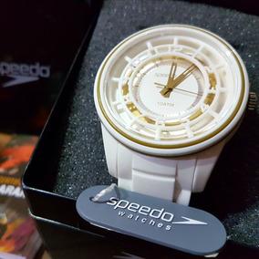 79f2abe54c2 Relogio Speedo 55009go Branco Ou Ferricelli - Relógios De Pulso no ...