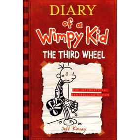 Coleccion de 8 libros the diary of a wimpy kid en mercado libre mxico diary of a wimpy kid 7 the third wheel ie solutioingenieria Images