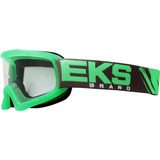 Gafas Para Nieve Eks X-brand X-grom Junior Verde Fluorescent