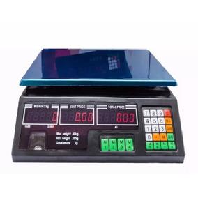 Balança Eletrônica Digital Alta Precisão 40 Kg Segma Bivolt