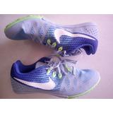 Spikes Atletismo Rival M Multiusos,tallas 3.5 Mex Nike