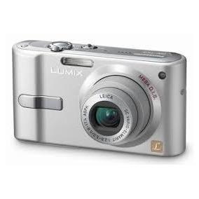Camara Lumix Panasonic 6mp, En Perfecto Estado.