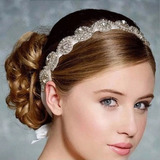 Arranjo Enfeite Cabelo Flor Noiva Faixa Headband Noiva