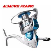 Molinete Pesca Albatroz Bem-te-vi 6000 - Carretel Alumínio