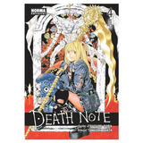 Manga Death Note 04 - Norma Editorial