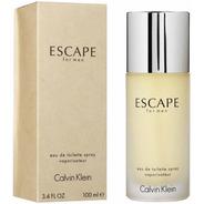 Perfume Importado Escape For Men  100 Ml Edt Original