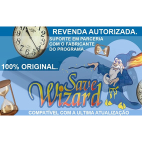 Save Wizard - Ps4 - 100% Original Com Revenda Autorizada.
