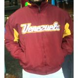 Chaqueta Del Vinotinto De Venezuela Calidad Talla S Hasta Xl
