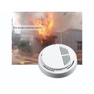 Detector De Humo Incendio, Seguridad Alarma Sonido