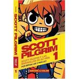 °° Novela Gráfica Scott Pilgrim 1 Al 6 Por Pieza Pasta Dura
