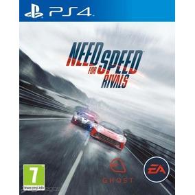 Need For Speed Rivals Tu Usuario Español - Ps4 Digital