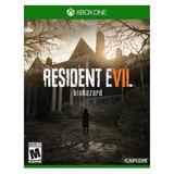 Resident Evil 7 Xbox One Nuevo Español En Game Star