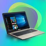 Laptop Asus 15,6 X541n Quad-core 4gb Ram 500gb Hd Graphics