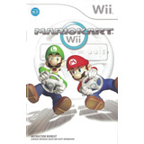 Juego Nintendo Wii Mario Kart Wii - Refurbished Fisico