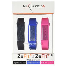 Paquete 3pz Pulsera Mykronoz Zefit3/zefit3hr Reloj Sport
