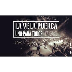 La Vela Puerca Uno Para Todos 2cd+dvd D