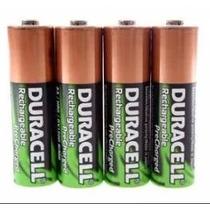 Duracell Aa Recarregável 1.2v 2000mah - 4 Pilhas